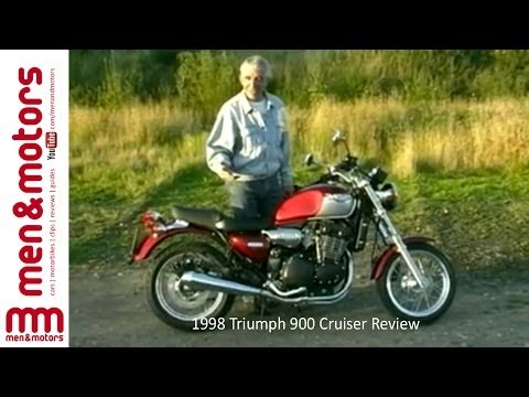 1998 Triumph 900 Cruiser Review