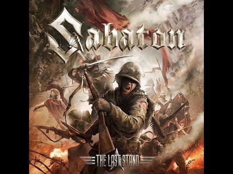 Sabaton - The Last Stand [Full Album] (All Bonus Track) HD