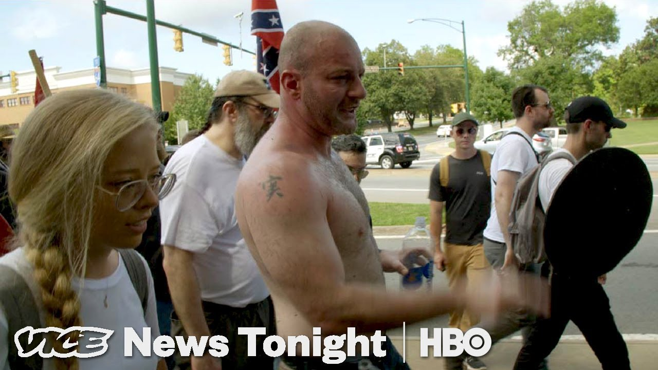 Vice's documentary on Charlottesville is really worth watching