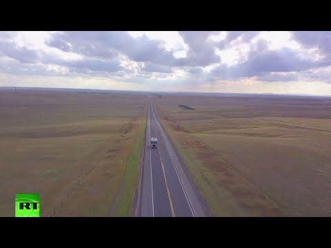 The Great American Pilgrimage: 'High plains shifter' – Standing Rock, ND