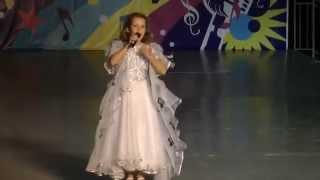 """Белоснежка"" - Элина Пузанкова. Гала-концерт 19.08.2015."
