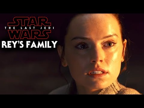 Download Youtube: Star Wars The Last Jedi - Rey's Family & More (Rey's Parents)