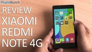 Xiaomi Redmi Note 4G Review After 3 Months Usage with Pros & Cons