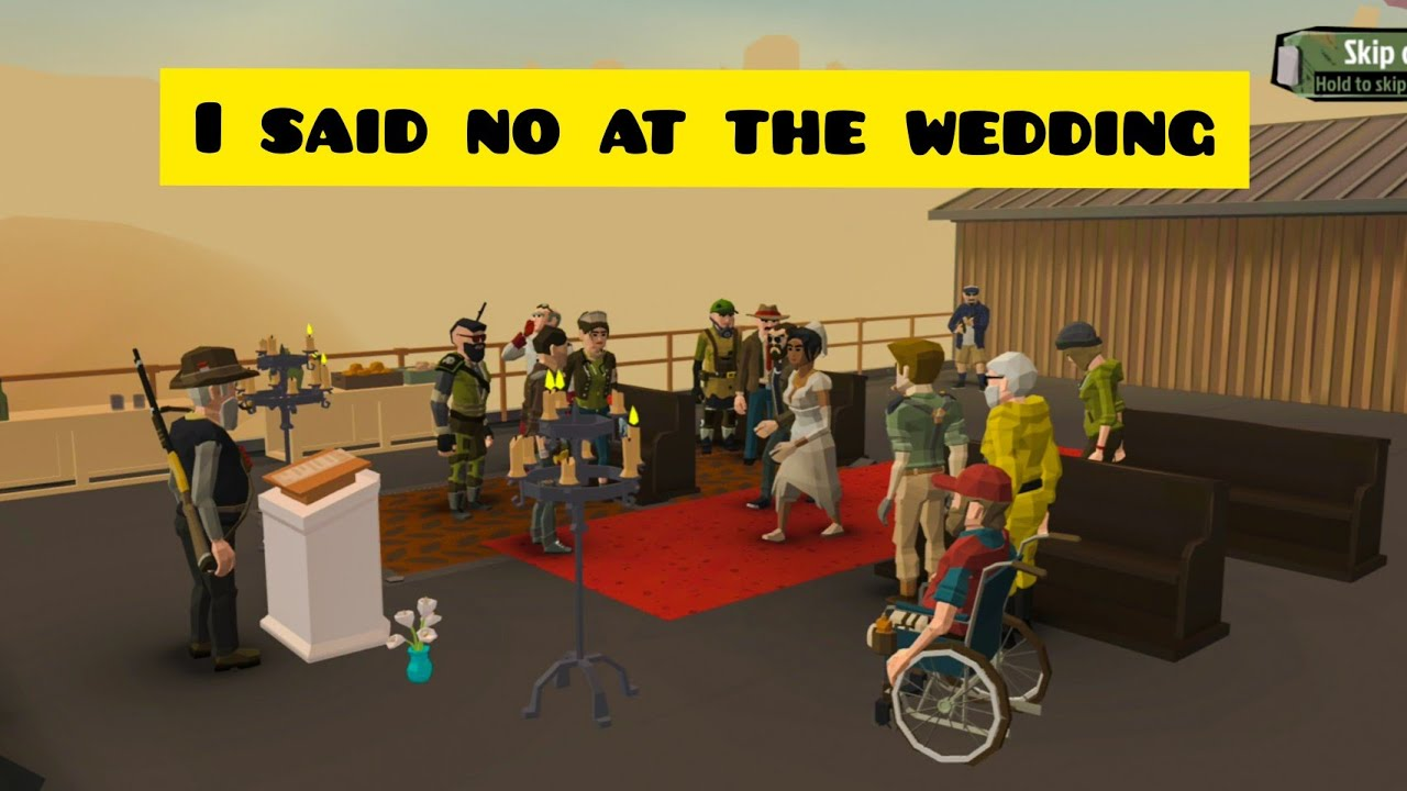 Download Walking Zombie 2: Saying No To Chica at the Wedding.... Then this happened!!