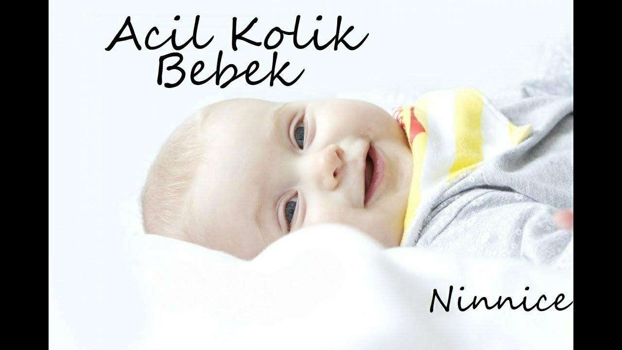 Acil Kolik Bebek - Siyah Ekranlı #10 - Hızlı Sakinleştiren Sesler - Colic Baby - (Quick Lullaby)