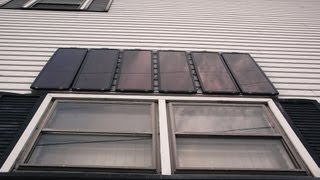 Solar Panel Battery Backup System Introduction