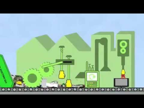 Waste Electrical And Electronic Equipment WEEE Recycling TV Awareness Ad
