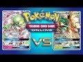 Gardevoir GX vs Decidueye GX / Zoroark GX - Pokemon TCG Online Gameplay