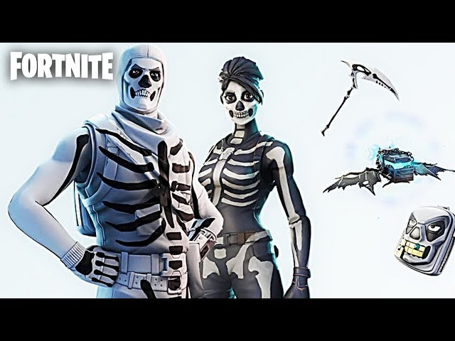 FORTNITE SKULL TROOPER UPDATE Countdown + Gameplay (FORTNITE SEASON 11)