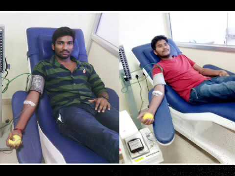 Voluntary blood donation... awareness