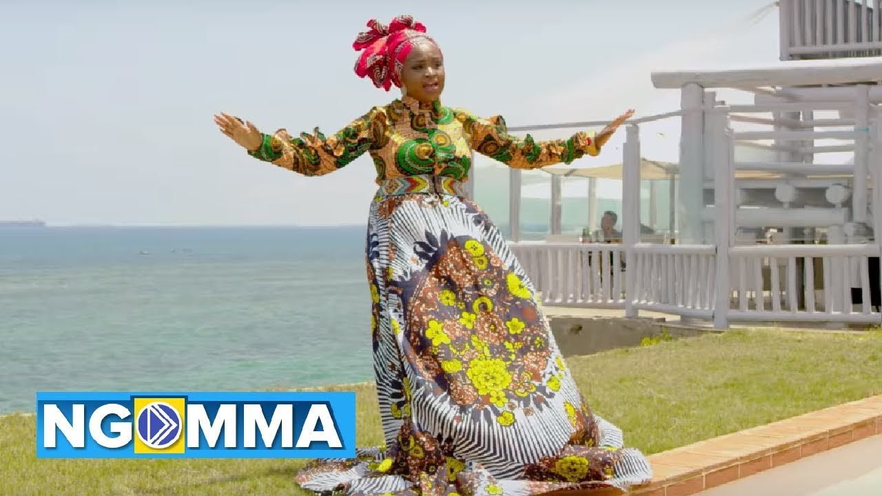 Download Mercy Masika - He Never Lie (Official Video) skiza *811*500#