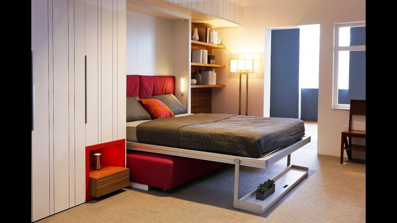 25 Foldable Bed Design Ideas