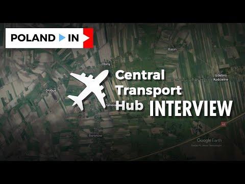 NEW SOLIDARITY TRANPOSRT HUB - INTERVIEW – Poland In