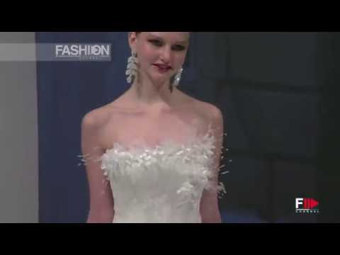 "Fashion Show ""AMELIA CASABLANCA"" SiSposaItalia Autumn Winter 2013 2014 by Fashion Channel"