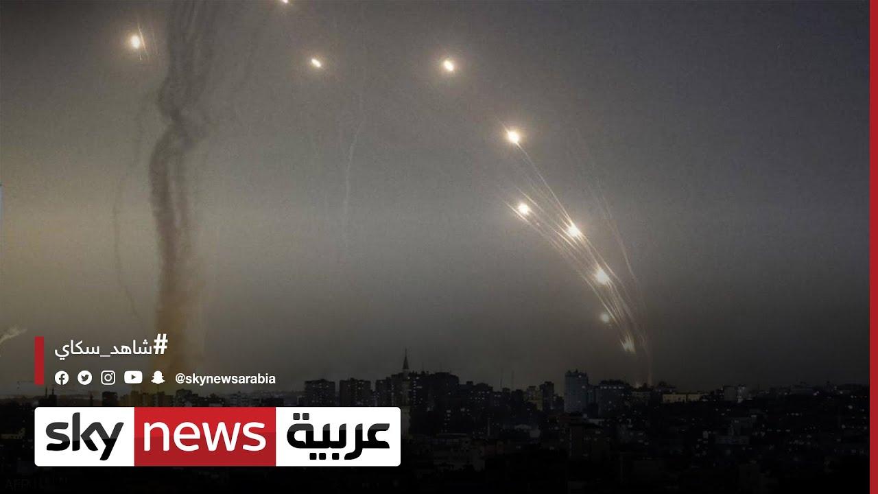قصف صاروخي من غزة يستهدف موقعين عسكريين إسرائيليين  - نشر قبل 32 دقيقة