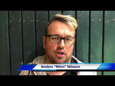 "Intervju med Åstorp/Kvidinge IBS H3 Anders ""Nilon"" Nilsson"