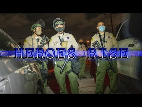 HEROES RISE | 2021 Police Tribute
