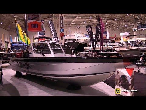 2015 King Fisher Flex 2025 Fishing Boat - Walkaround - 2015 Toronto Boat Show