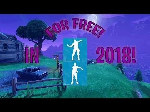 HOW TO GET THE FLOSS AND WORM EMOTE ON FORTNITE FOR FREE IN 2018!!