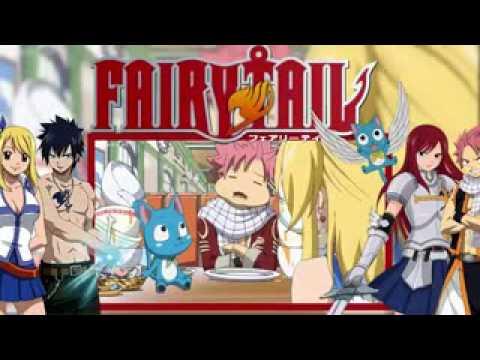 Fairy Tail Capitulo 1 Español Castellano Youtube