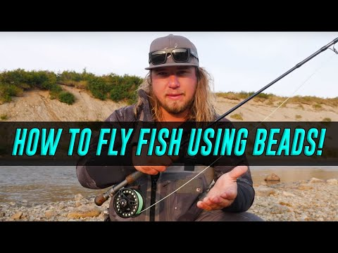 How To Fly Fish For Trout Using Beads | Trout Fishing Tips & Tricks!