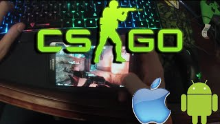 """How to play CSGO-PC Games on Any Phone! Apple,Android """"Moonlight app"""""""