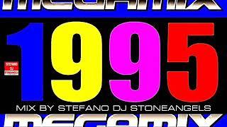 DANCE 1995 MIX BY STEFANO DJ STONEANGELS #djstoneangels #dance90 #dance1995 #djset #megamix