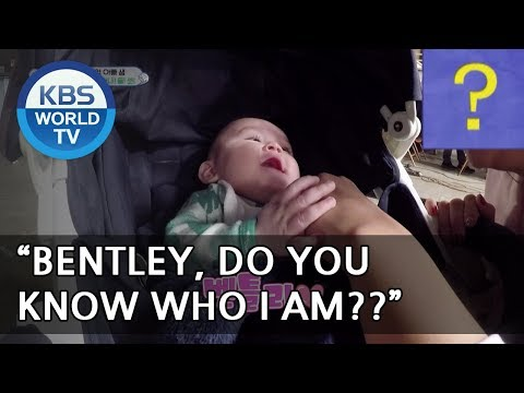 """Bentley, Do you know who I am? XD"" Who is this special guest?! [The Return of Superman/2018.05.20]"