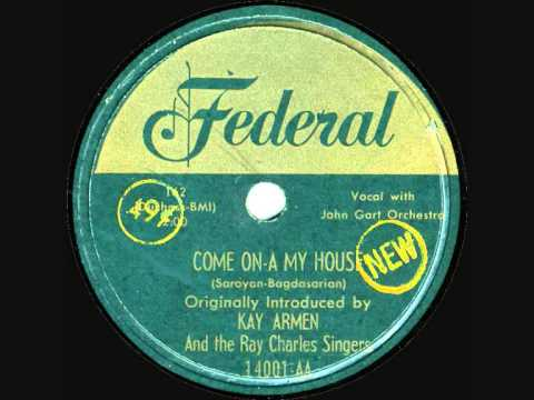 Kay Armen - Come On-A My House mp3