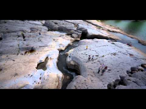 Pedernales Falls - Geology meets Technology