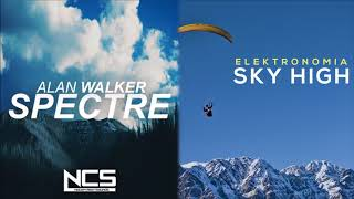 Alan Walker - Spectre / Elektronomia - Sky High