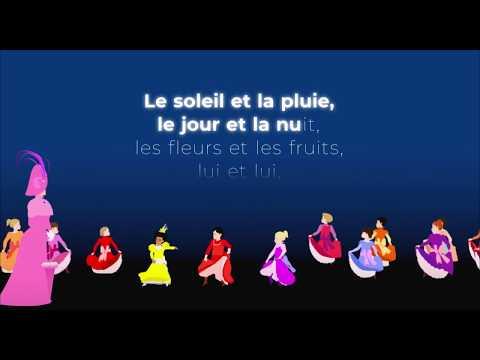 Dilili à Paris - Chantons Le soleil et la pluie