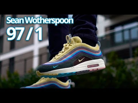 bc041c04f2a634 EXCLUSIVE Nike Air Max 97 1 Sean Wotherspoon Review