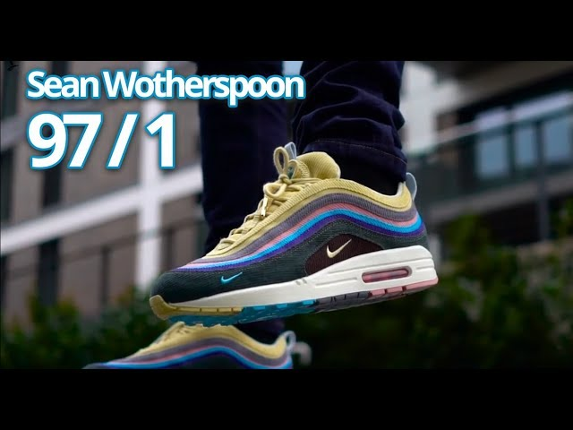 EXCLUSIVE Nike Air Max 971 Sean Wotherspoon Review | True To Size + Materials + Accesories