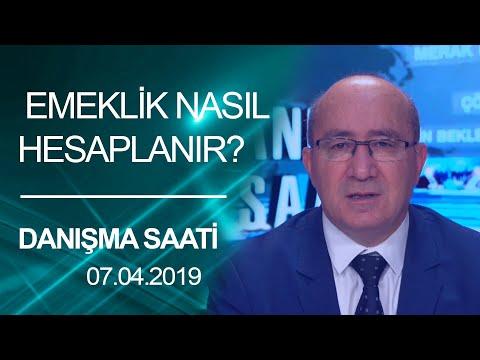 Danışma Saati - 07.04.2019 - Medya24 Tv & Prodüksiyon