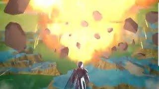 Metall-Cooler Angriff Animation!!!! | DB-Legenden