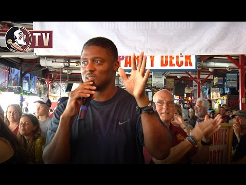 Warrick Dunn Speech