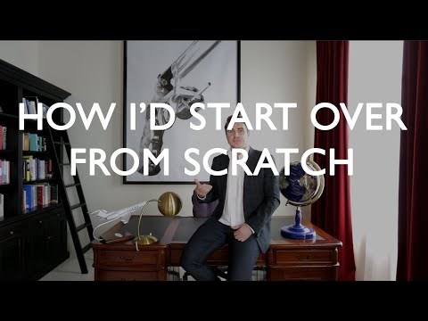 Sam Ovens - How I'd Start Over And Rebuild My Business From Scratch