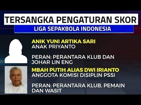 Nurul Safaid Wasit Liga Tiga Ditetapkan Sebagai Tersangka Mafia Bola Mp3