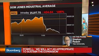 Trump Trade Policies Have 39Utterly Failed39 Stephen Roach Says