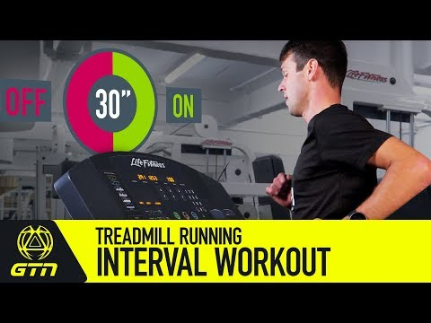 Ultimate Treadmill Running Workout | Interval Speed Session For Runners & Triathletes
