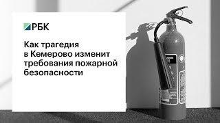 видео Требования по пожарной безопасности