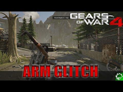 Arm glitch -