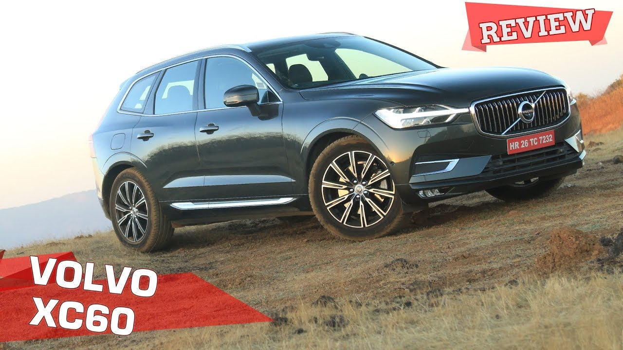 Volvo XC60 Price, Images, Mileage, Colours, Review in India