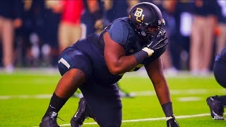 The Most Dominant Defensive Lineman in College Football || Baylor DT Andrew Billings Highlights ᴴᴰ