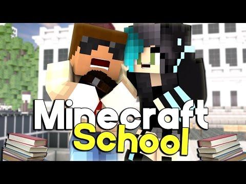 "CRAFT UNIVERSITY?! | Minecraft School [S7: Ep.12] ""Minecraft Roleplay"""