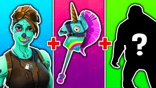 🏆 The 5 BEST SKIN COMBINATIONs in Fortnite 🔥