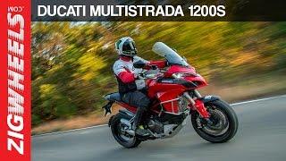 Ducati Multistrada 1200S | Road Test Review | ZigWheels