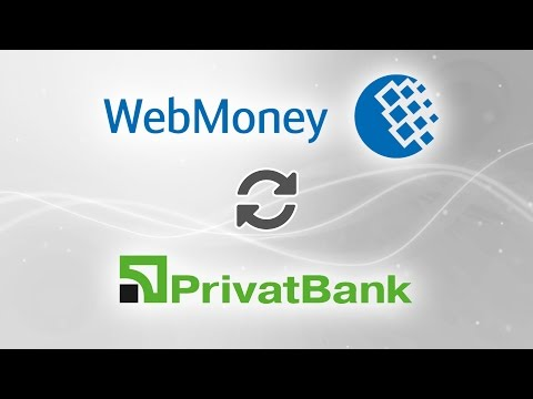 Convert WebMoney WMR to PrivatBank. Find the best exchange rates on the internet.