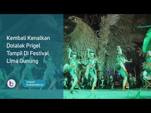 Kembali Kenalkan Dolalak Prigel Tampil Di Festival Lima Gunung